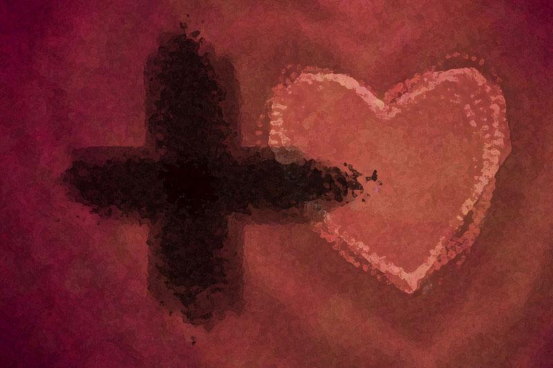 valentine lent ash wednesday