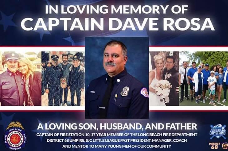 Captain Dave Rosa