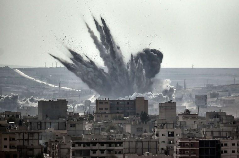 bomb war