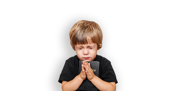 how to pray with confidence