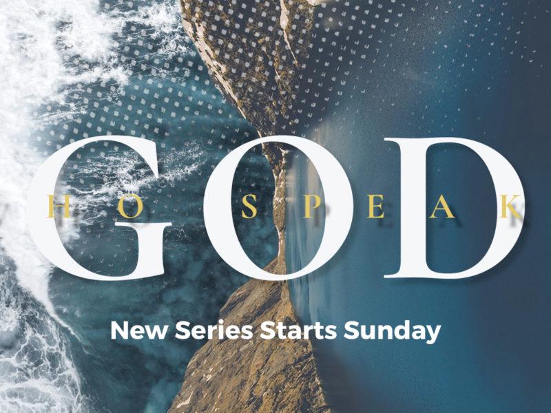 God speaks Sunday