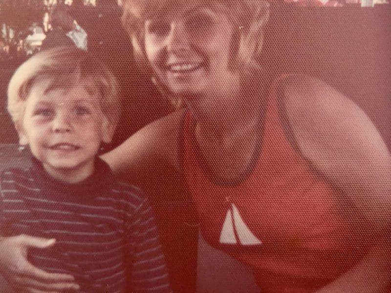 Mom and Me 1972